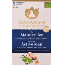 For the Active Man - Vtal Man Tea, 15 filteres, 22,5 g
