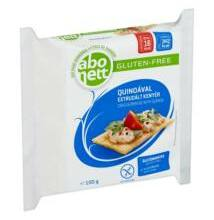 Abonett extrudált kenyér quinoával gluténmentes 100g