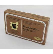 Bio-Karotin+E vitamin kapszula 390mg 60szem