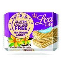 Lea life ostya vaniliás laktózmentes gluténmentes 95g