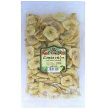 Naturfood Aszalt banán chips 200g