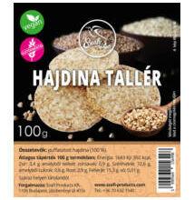 Szafi Free Hajdina tallér gluténmentes 100g