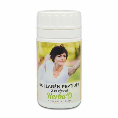 Kollagén peptid 2-es típusú étrend-kiegészítő 100 db zselatin kapszula
