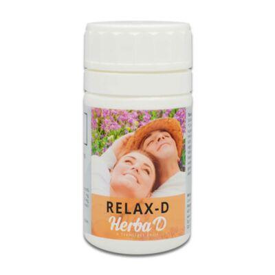 Relax-D  étrend-kiegészítő 30 db növényi kapszula