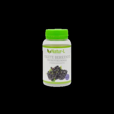 FEKETE BERKENYE étrend-kiegészítő  60 db növényi kapszula