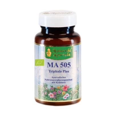 Triphala – gyümölcsöket tartalmazó ájurvédikus étrendkiegészítő tabletta (Colon Cleanse, Triphala, MA 505) , 60 tabletta, 60 g