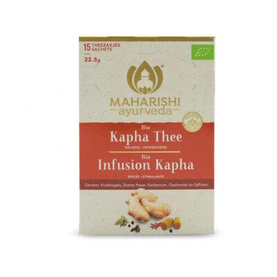 Kapha Tea, organikus, 15 filteres, 22,5 g