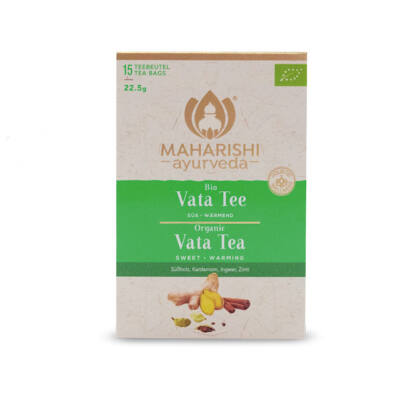 Vata Tea, organikus, 15 filteres, 22,5 g