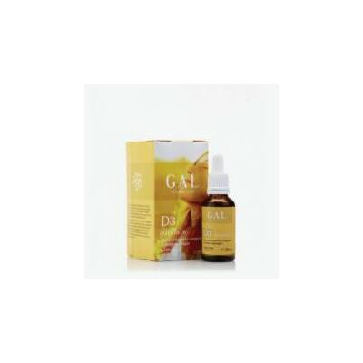 Gal D3-vitamin csepp 4000NE 240adag 30ml