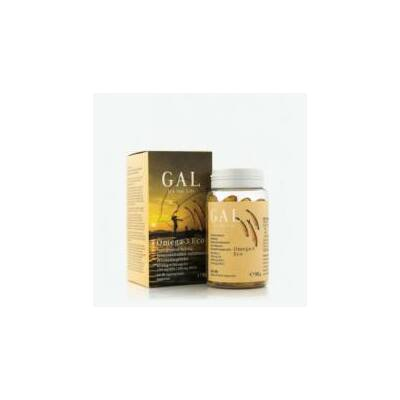 Gal Omega-3 Eco lágyzselatin kapszula 60szem
